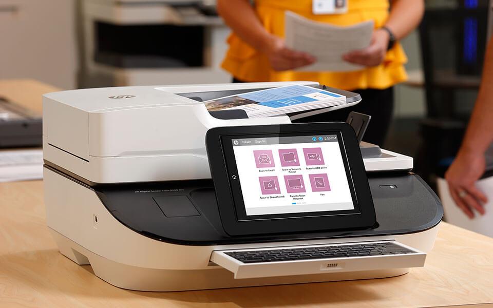 Máy scan HP loại nào tốt nhất?