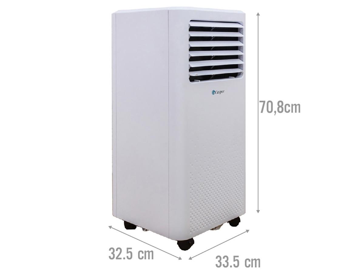 Máy lạnh di động Casper PC-09TL33