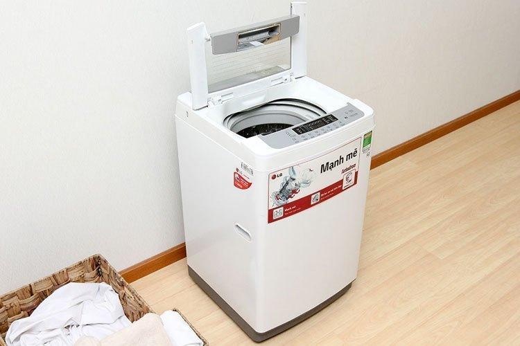 Nguyên lý hoạt động cửa máy giặt cửa trên
