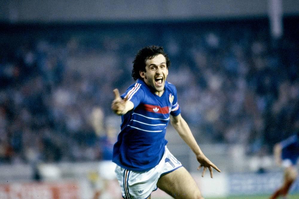 Cầu thủ ghi nhiều bàn thắng nhất EURO - Michel Platini