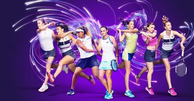 Tổng hợp lịch thi đấu tennis nữ WTA, Grand Slam chi tiết mới nhất