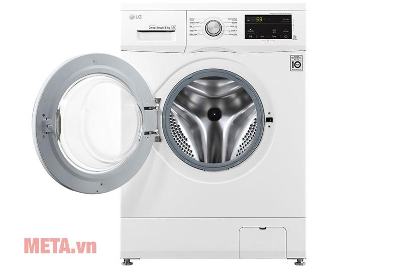 Máy giặt LG Inverter 8 kg FM1208N6W