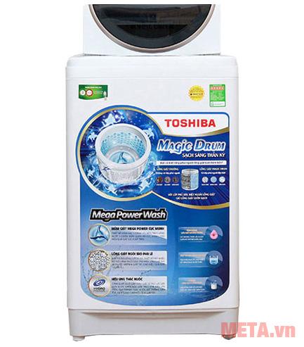 Máy giặt Toshiba AW-F920LV(WK/WB) - 8.2kg