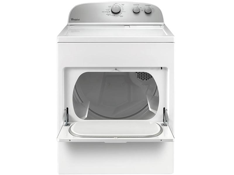 Máy sấy quần áo Whirlpool thường được thiết kế giống như một chiếc máy giặt cửa trước