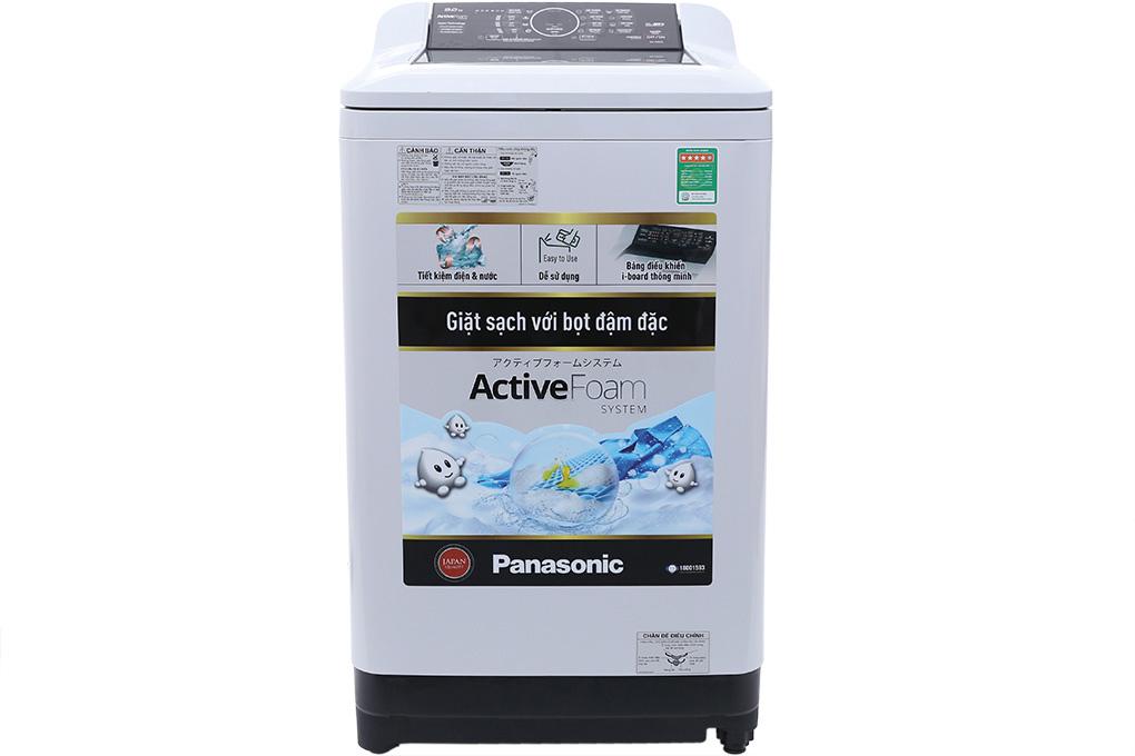 Máy giặt lồng đứng Panasonic 9 kg NA-F90A4HRV