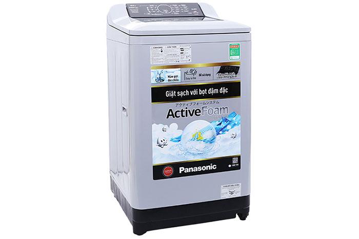 Máy giặt cửa trên Panasonic NA-F90A4GRV 9kg