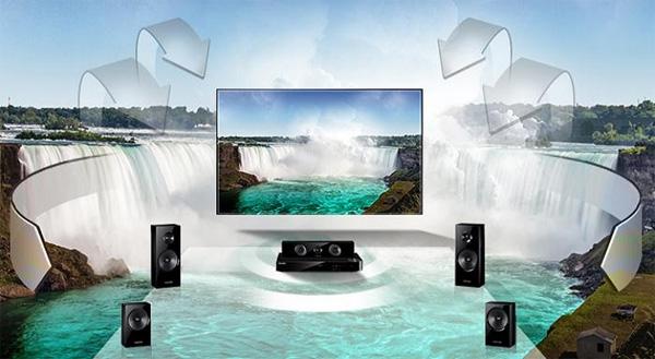 Smart Tivi Casper 4K 65 inch 65EG8000 có công nghệ âm thanh đa chiều