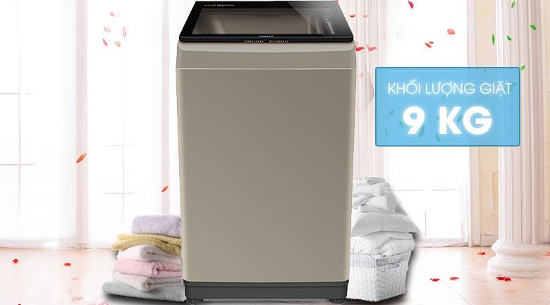 Máy giặt Aqua 9kg giá bao nhiêu tiền?