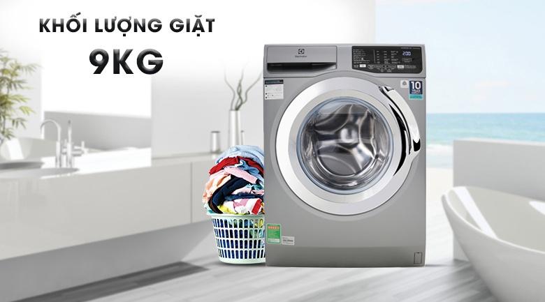 Máy giặt Electrolux 9kg giá bao nhiêu?