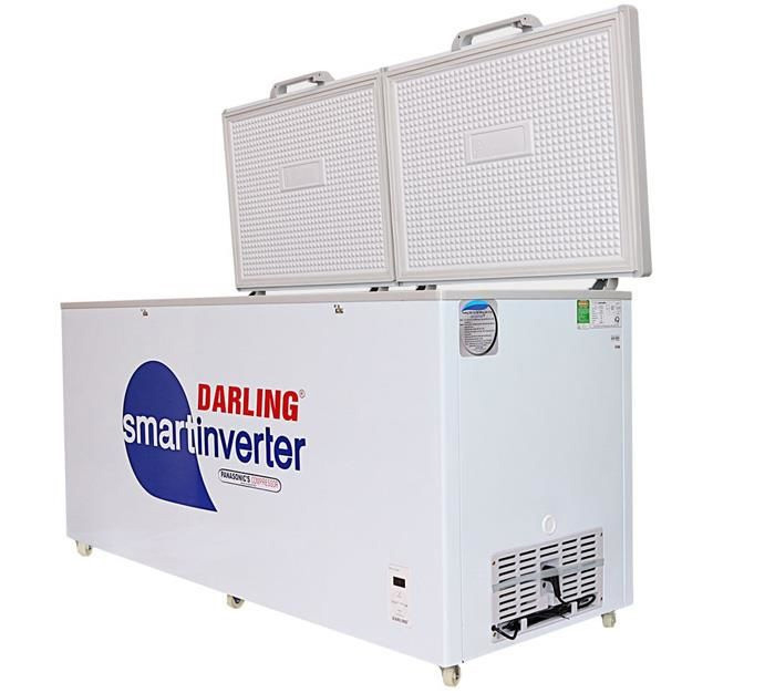Tủ đông Darling Inverter DMF-7779 ASI-1 770 lít