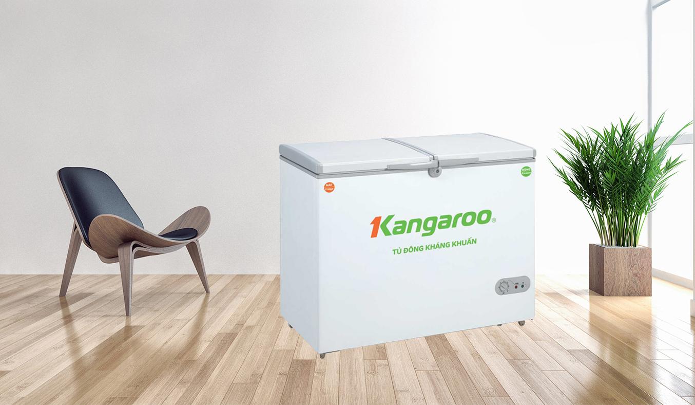 Tủ đông Kangaroo của nước nào?
