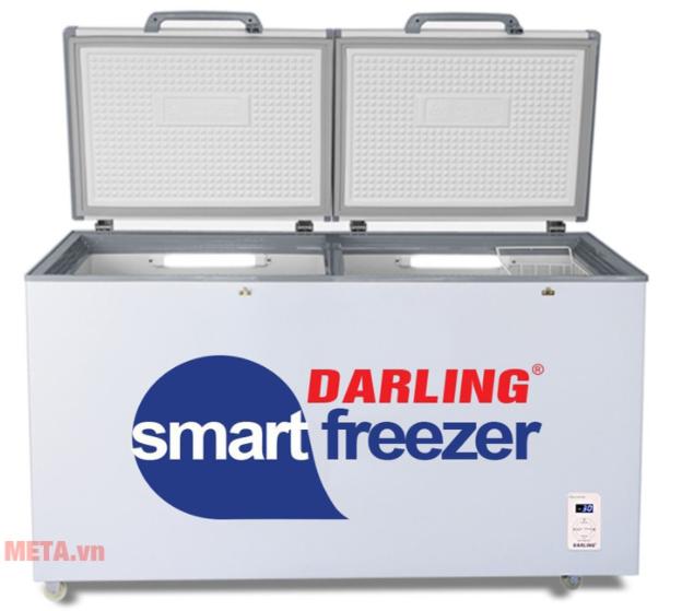 Tủ đông Darling Inverter 370 lít DMF-3699 WS-2