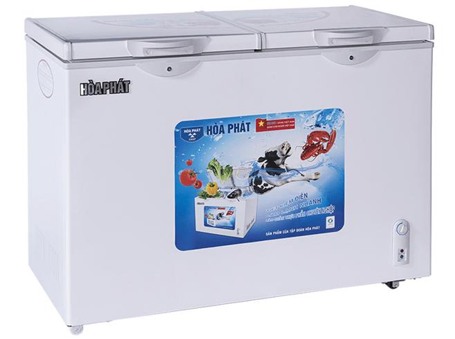 Tủ đông inverter Funiki Hòa Phát HCFI-506S2D2/S2Đ2 205 lít (2 cánh)