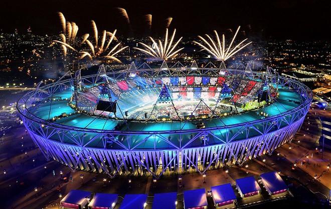 Lễ khai mạc thế vận hội Olympic London 2012