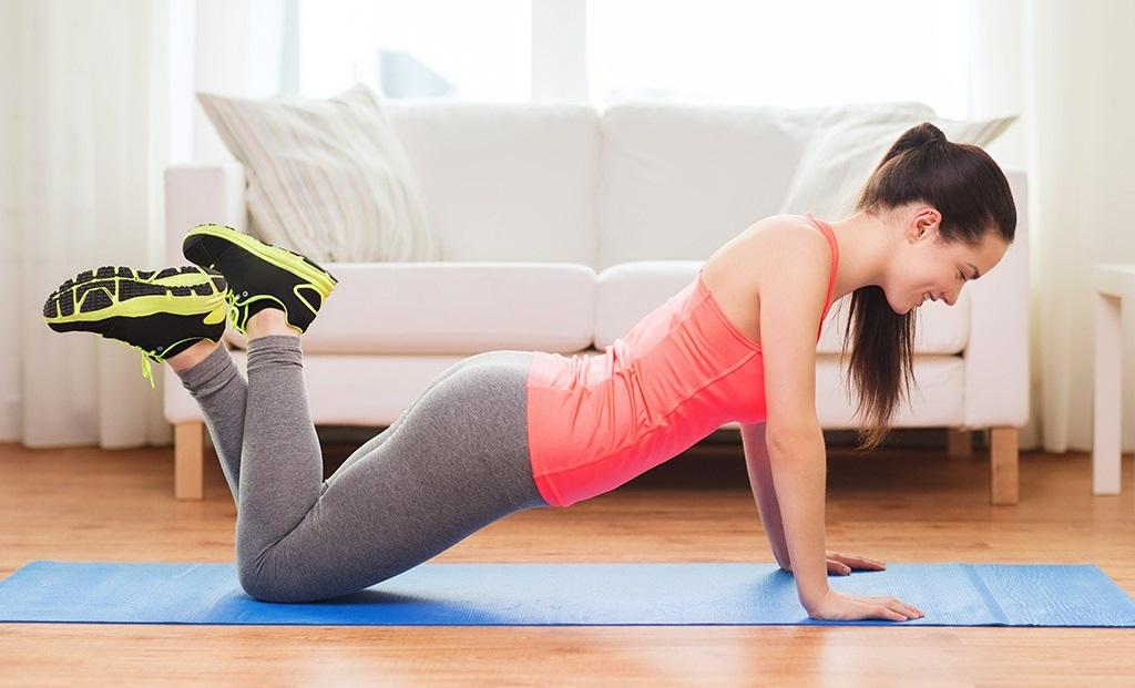 Các bài tập thể dục buổi sáng tại nhà cho cả ngày đầy năng lượng