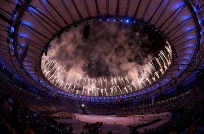 Lễ bế mạc Olympic Rio 2016