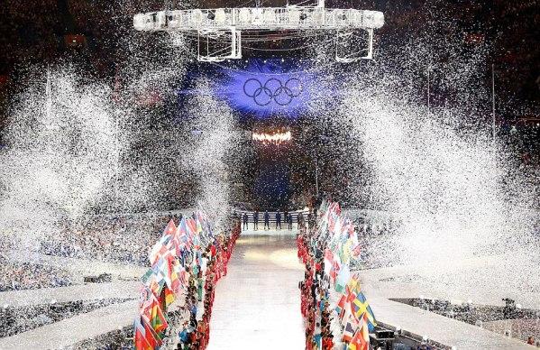 Bế mạc Olympic London 2012