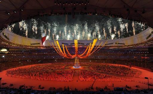 Lễ bế mạc Olympic Beijing 2008