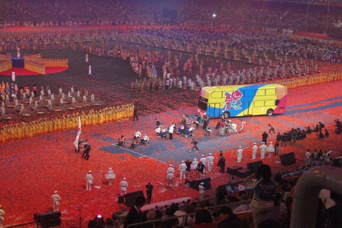 Bế mạc Olympic Beijing 2008
