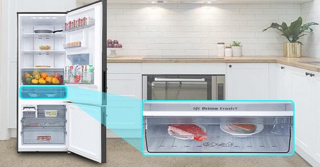 Tủ lạnh Panasonic có ngăn đông mềm