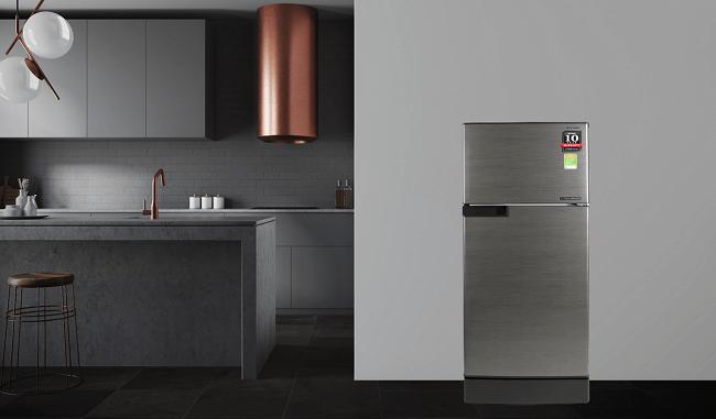 Tủ lạnh Sharp Inverter SJ-X176E-DSS giúp tiết kiệm 30% điện năng