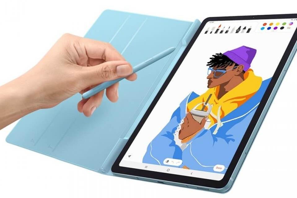 Máy tính bảng Samsung Galaxy Tab S6 Lite với S Pen