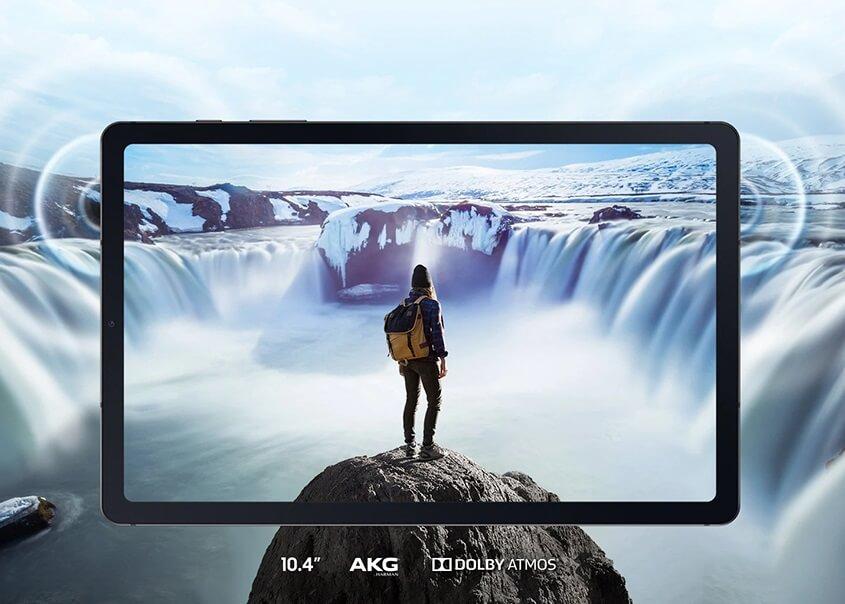 Màn hình Samsung Galaxy Tab S6 Lite với S Pen 10.4 inches