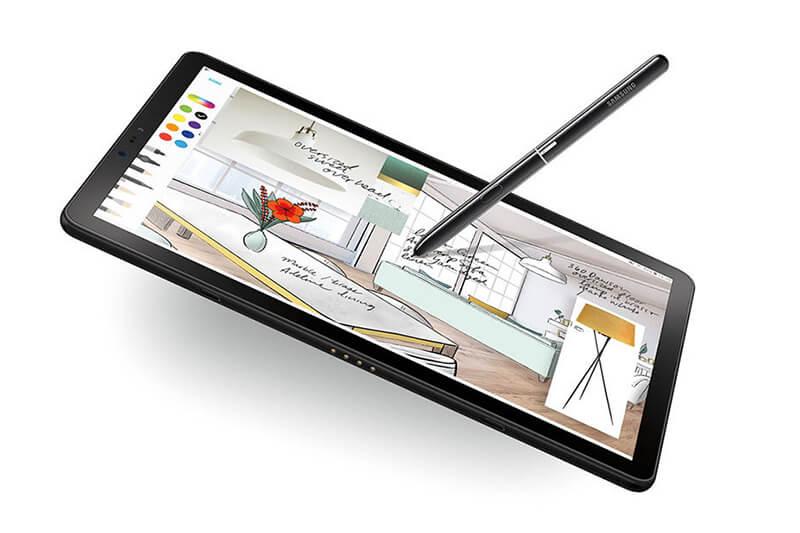 Samsung Galaxy Tab S4 với S Pen