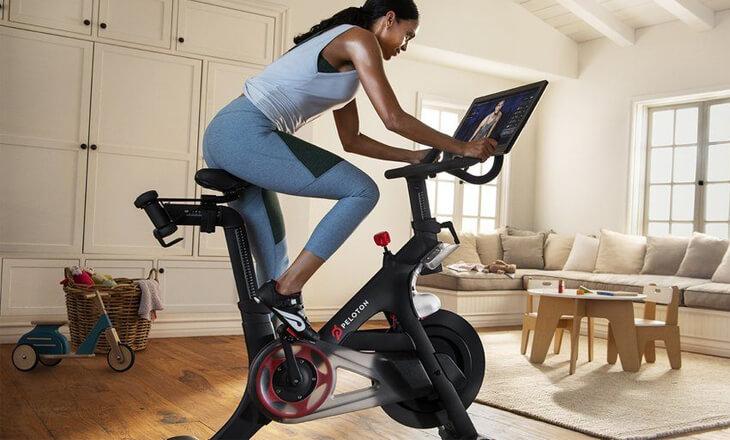 Máy đạp xe giúp đốt mỡ, giảm cân, cải thiện vóc dáng