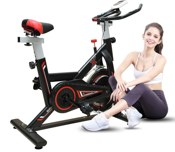 Máy đạp xe giúp bạn khỏe đẹp