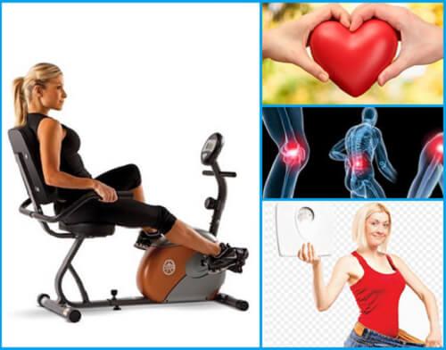 Máy đạp xe giúp cải thiện sức khỏe tim mạch, hệ thống tuần hoàn