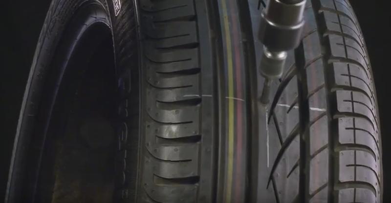 Cách vá lốp xe ô tô không săm