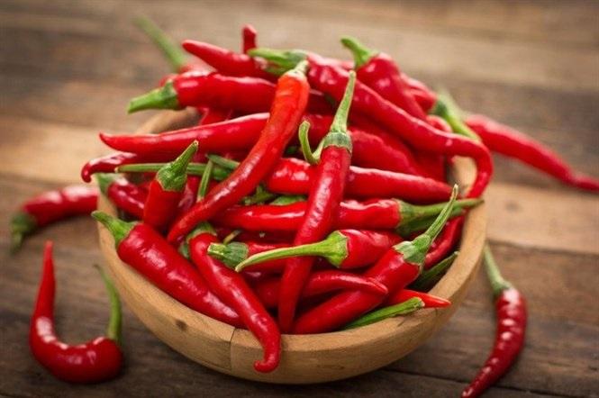Cách bảo quản gạo bằng ớt
