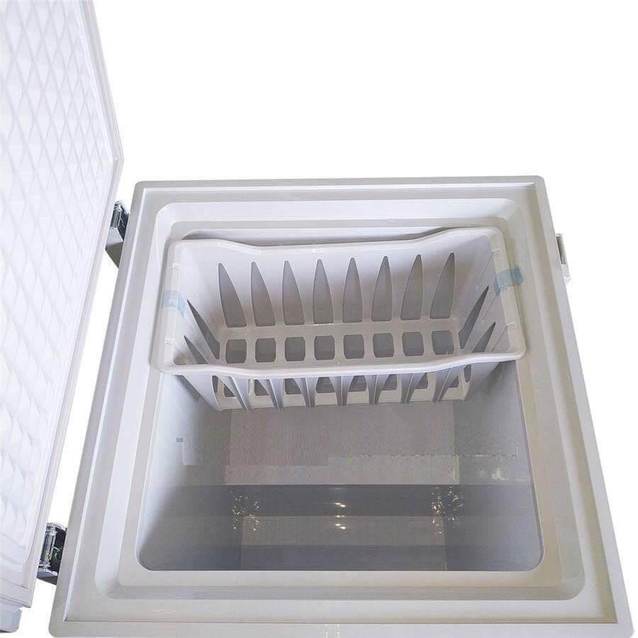Tủ đông mini Hòa Phát HCF 106S1ĐSH có không gian lưu trữ lớn