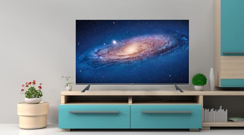 Tivi thông minh Casper 65UG6000 thiết kế tinh tế sang trọng