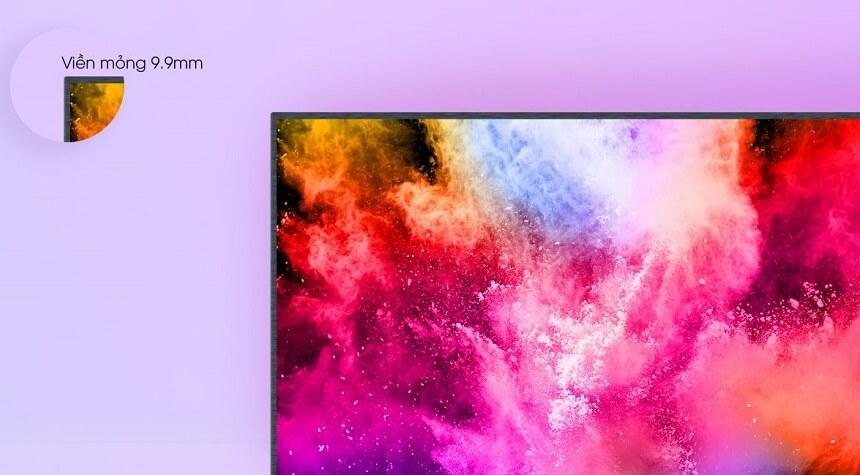 Tivi Casper 43 inches 43FG5200 có viền siêu mỏng