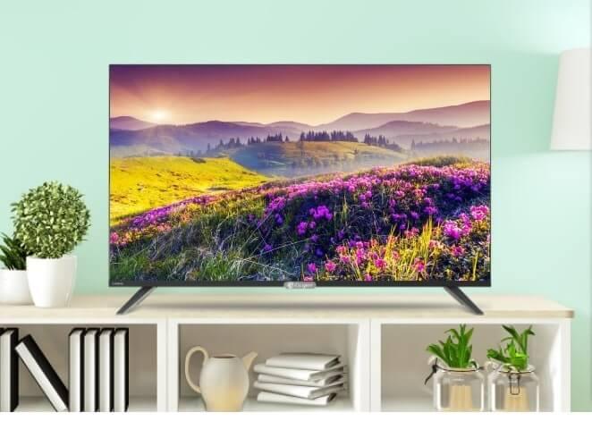 Tivi Casper 43FX6200 thiết kế đẹp, giá rẻ