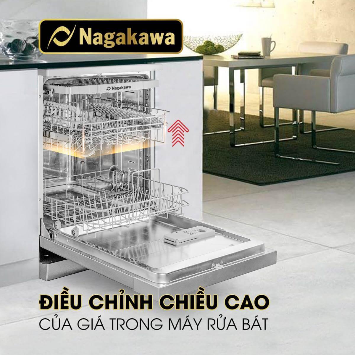 Giá xếp bát đĩa theo tiêu chuẩn người Châu Á