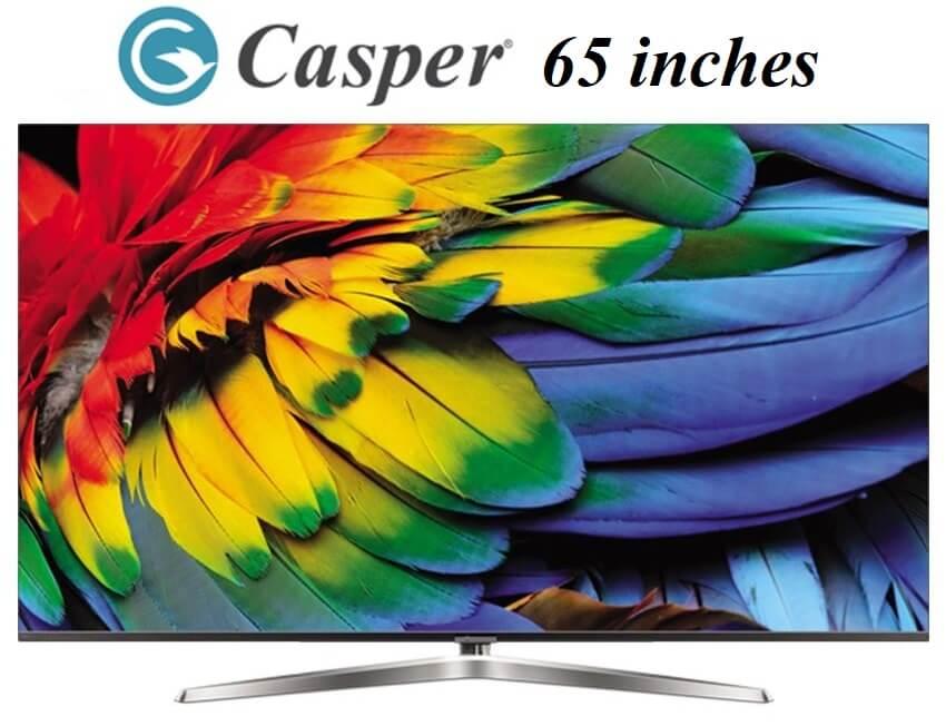 Tivi Casper 65 inches cỡ lớn cho phòng họp, nhà hàng, khách sạn