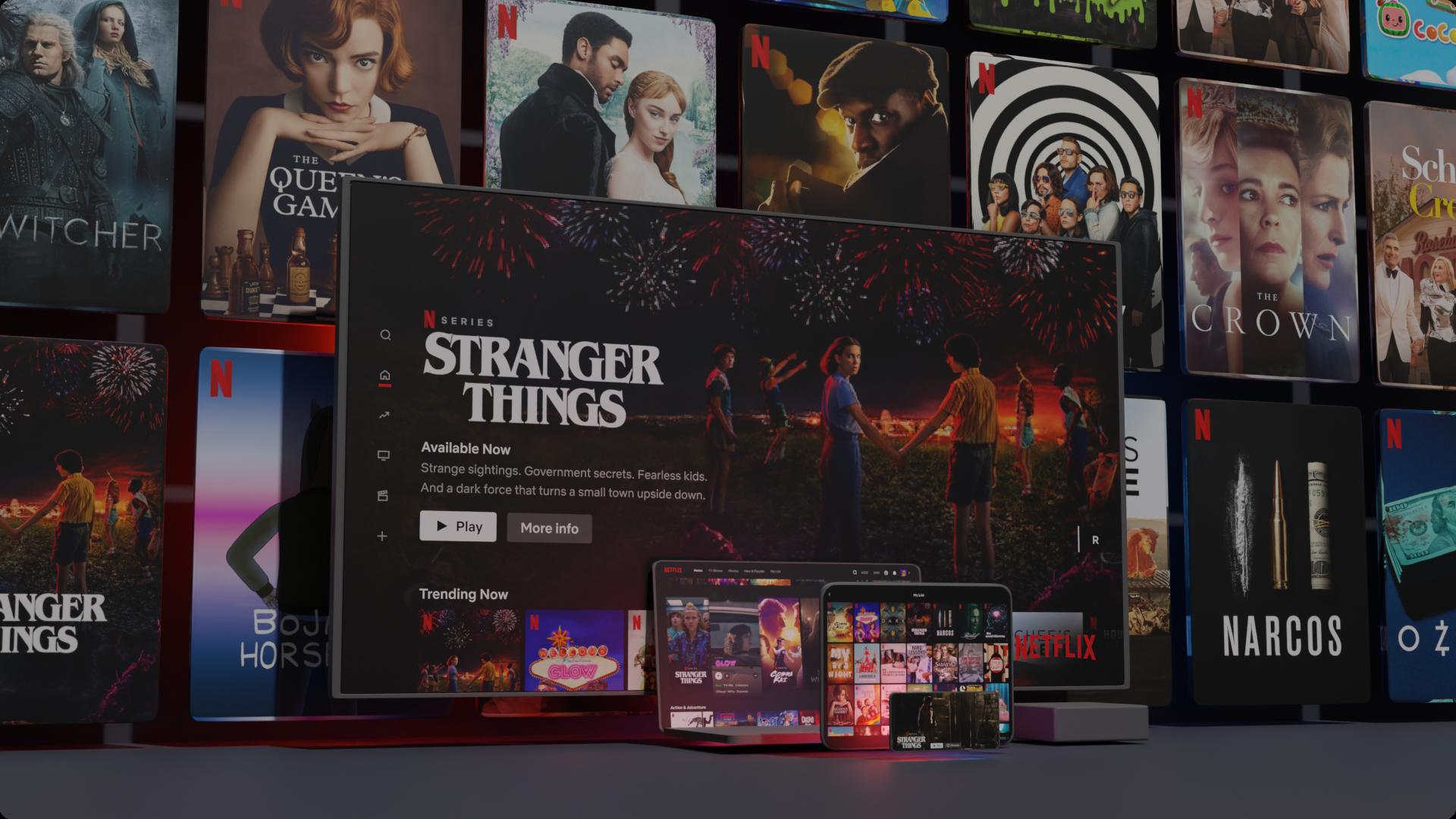 Cách đăng ký, thanh toán, gia hạn Netflix