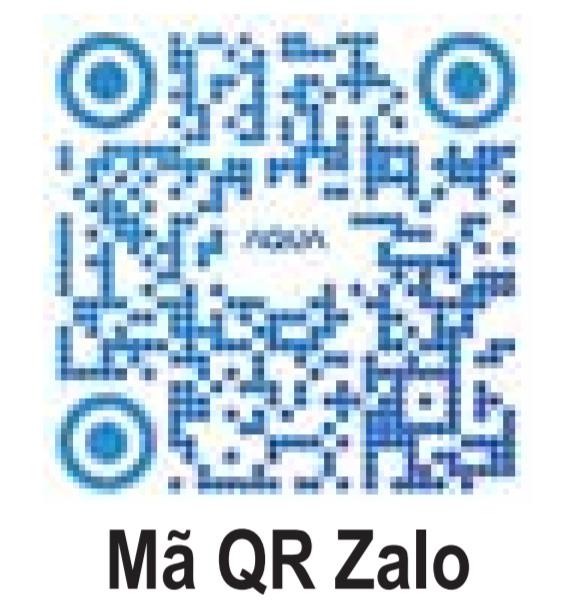 Mã QR Zalo