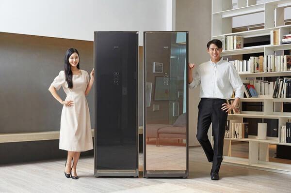 Máy giặt hấp sấy LG Styler hiện đại nhất hiện nay