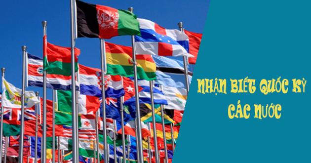 Danh sách quốc kỳ, cờ các nước trên thế giới