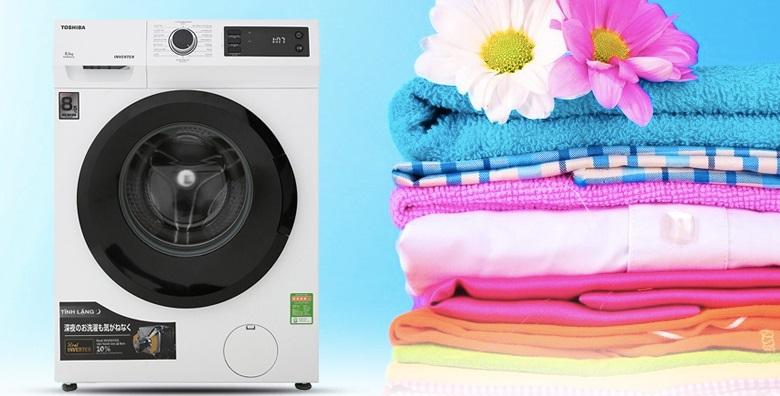 Nguyên nhân máy giặt Toshiba báo lỗi E2