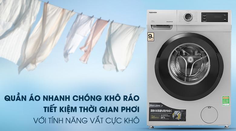 Cách xử lý máy giặt Toshiba báo lỗi E2