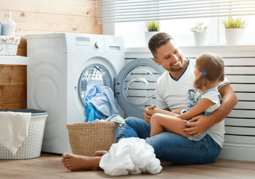 Máy giặt Aqua 7kg dành cho gia đình có ít thành viên