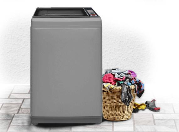 Máy giặt Aqua cửa trên 8,5kg AQW-S85FT.N (New 2020)