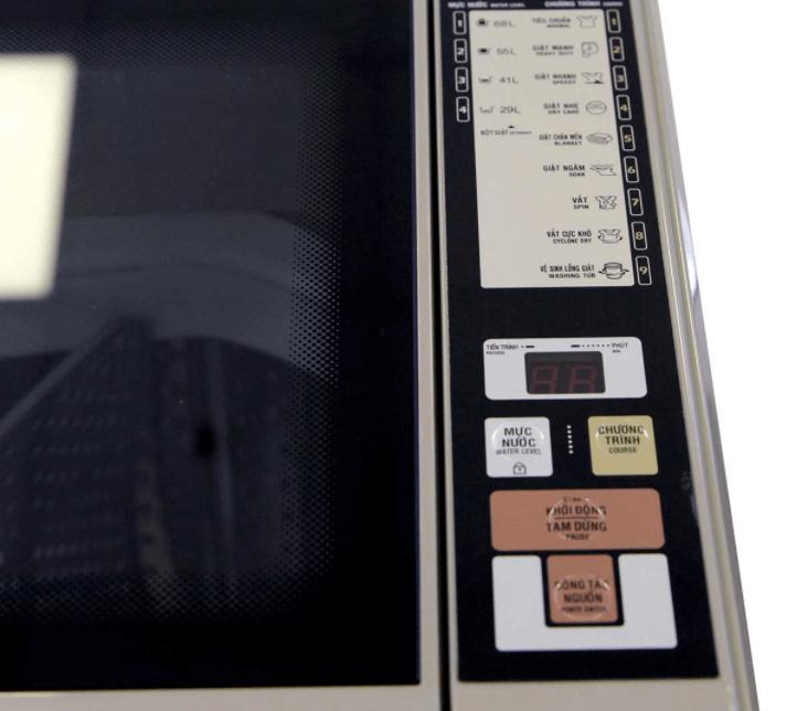 Máy giặt Aqua cửa trên 8,5kg AQW-S85FT.N (New 2020) có 9 chương trình giặt
