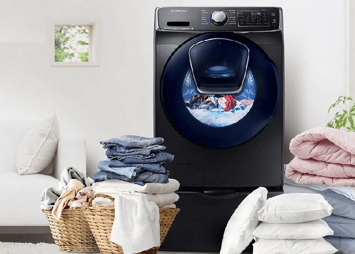 Máy giặt Samsung 8kg cửa trước