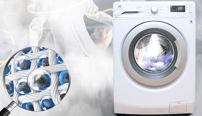 Samsung WW85T4040CE/SV được tích hợp công nghệ Hygiene Steam
